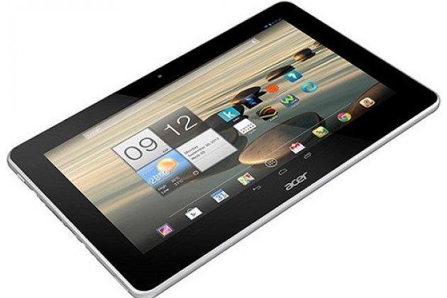 Фирменная защитная пленка для планшета Acer Iconia Tab A3-A10/A3-A11 матовая