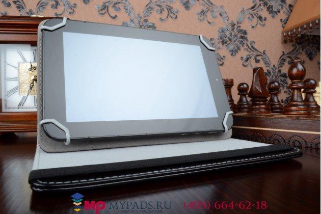 Чехол с вырезом под камеру для планшета Acer Iconia One B1-850 роторный оборотный поворотный. цвет в ассортименте