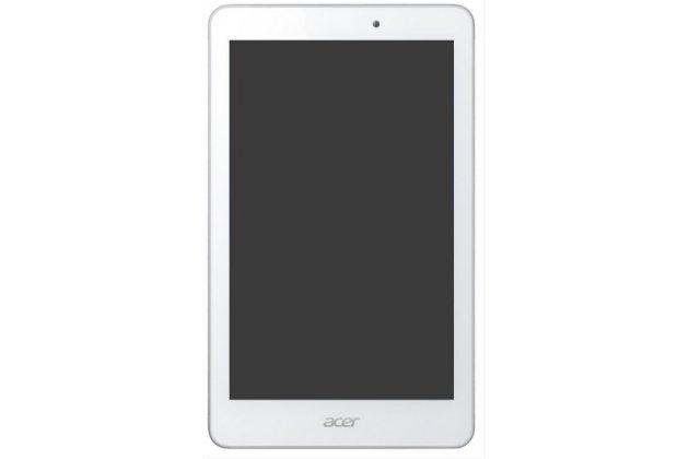 Фирменный LCD-ЖК-сенсорный дисплей-экран-стекло с тачскрином на планшет Acer Iconia Tab 8 A1-840/A1-841 FHD белый и инструменты для вскрытия + гарантия
