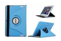 Чехол для планшета Acer Iconia Tab A3-A20/A3-A21/A3-A20FHD поворотный роторный оборотный голубой кожаный