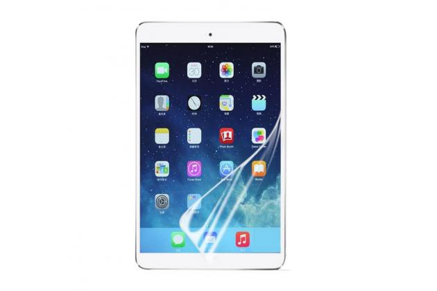Защитная пленка для Apple iPad mini 4 глянцевая