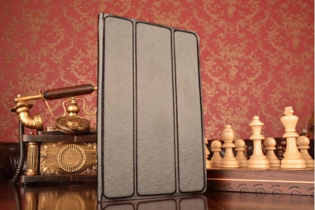 Чехол с вырезом под камеру для планшета Iconia Tab WT5 с дизайном Smart Cover ультратонкий и лёгкий. цвет в ассортименте
