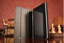 Чехол с вырезом под камеру для планшета Acer Iconia One 8 B1-820 с дизайном Smart Cover ультратонкий и лёгкий. цвет в ассортименте
