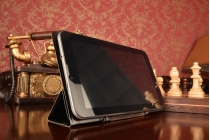 Чехол с вырезом под камеру для планшета Acer Aspire Switch 10/10 Special Z3735F с дизайном Smart Cover ультратонкий и лёгкий. цвет в ассортименте
