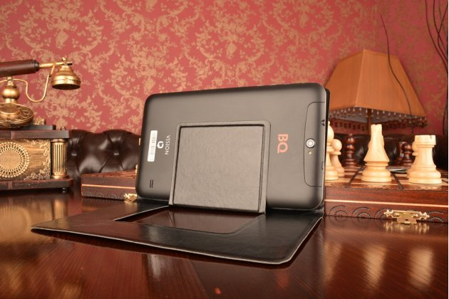 Чехол с вырезом под камеру для планшета Acer Predator с дизайном Smart Cover ультратонкий и лёгкий. цвет в ассортименте