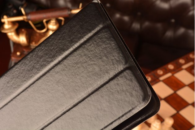 Чехол с вырезом под камеру для планшета Acer Iconia Tab A3-A20/A3-A21/A3-A20FHD с дизайном Smart Cover ультратонкий и лёгкий. цвет в ассортименте