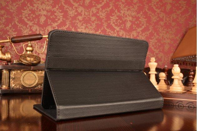 Чехол-обложка для планшета Acer Iconia Tab W500/W501 с регулируемой подставкой и креплением на уголки