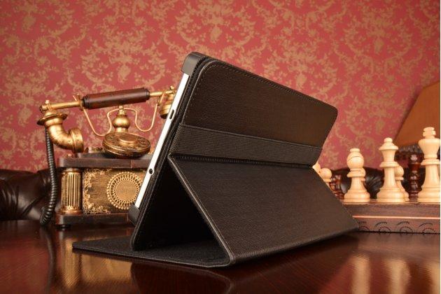 Чехол-обложка для планшета Acer Iconia Tab A3-A20/A3-A21/A3-A20FHD с регулируемой подставкой и креплением на уголки