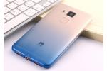 Фирменная ультра-тонкая полимерная задняя панель-чехол-накладка из силикона для Huawei Nova Plus прозрачная с эффектом дождя