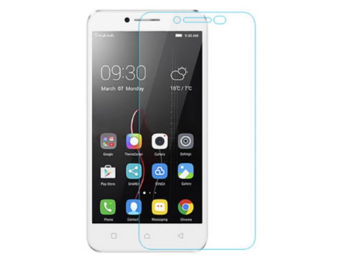 Фирменная оригинальная защитная пленка для телефона Lenovo Vibe C (A2020 / A2020a40 Dual Sim ) 5.0