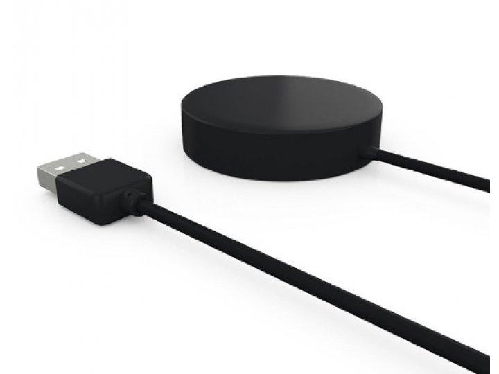 Фирменное оригинальное USB-зарядное устройство/док-станция для умных смарт-часов Motorola Moto 360 2 42mm/46mm..