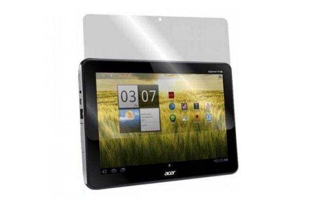 Фирменная защитная пленка для Acer Iconia Tab A210/A211 глянцевая