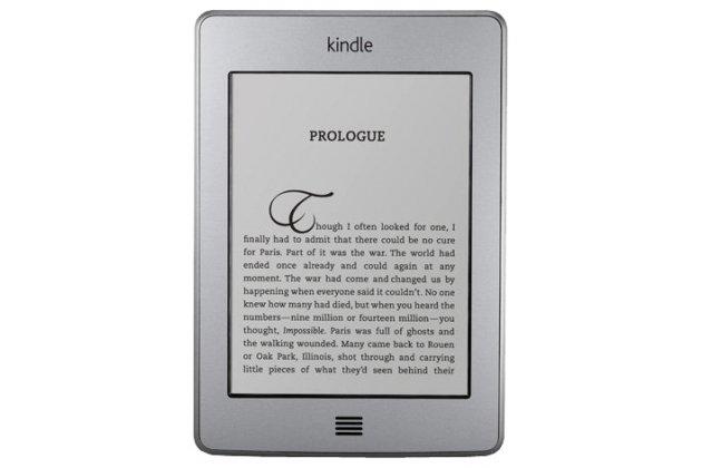Электронная книга Amazon Kindle Touch